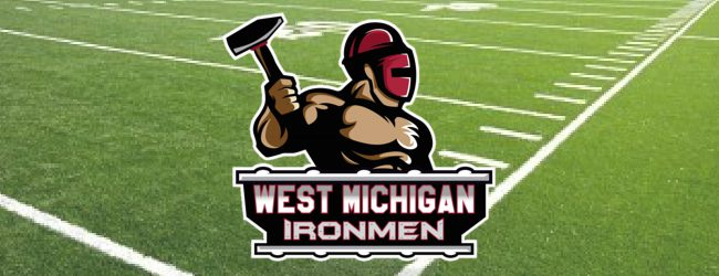 Jamie Potts signs with Ironmen, excited to extend football career in Muskegon