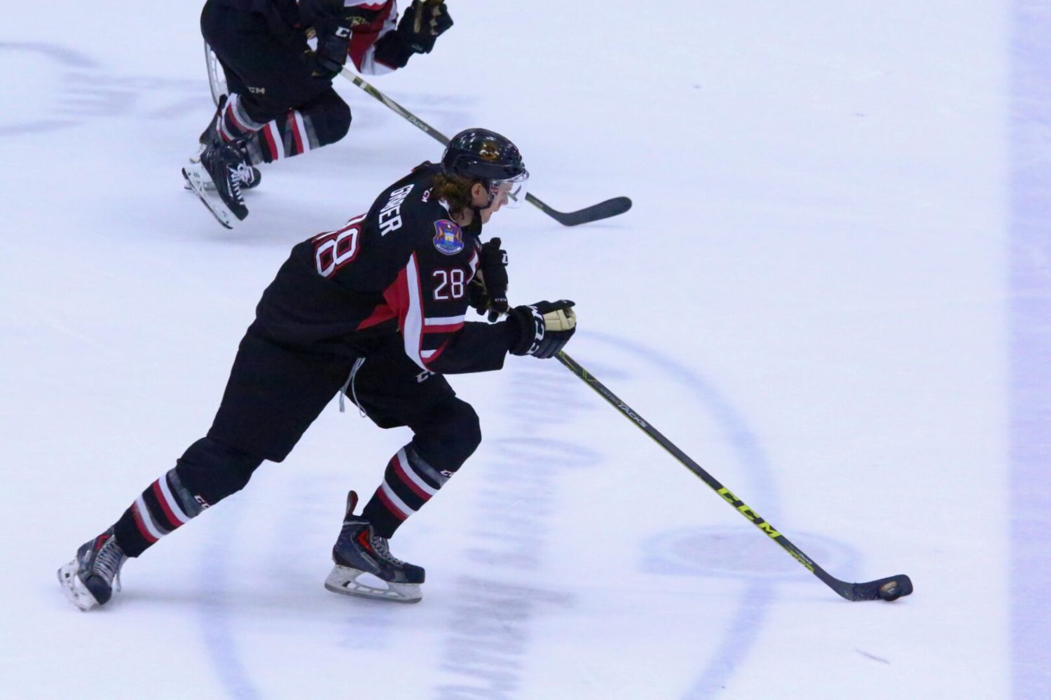 Lumberjacks lay an egg in front of a big home crowd, lose 6-3 to Bloomington