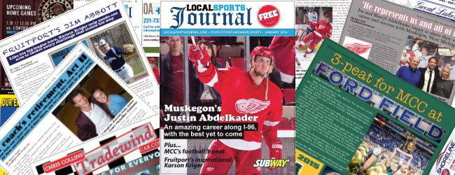 Sign up to get your free emailed copy of the Local Sports Journal magazine!