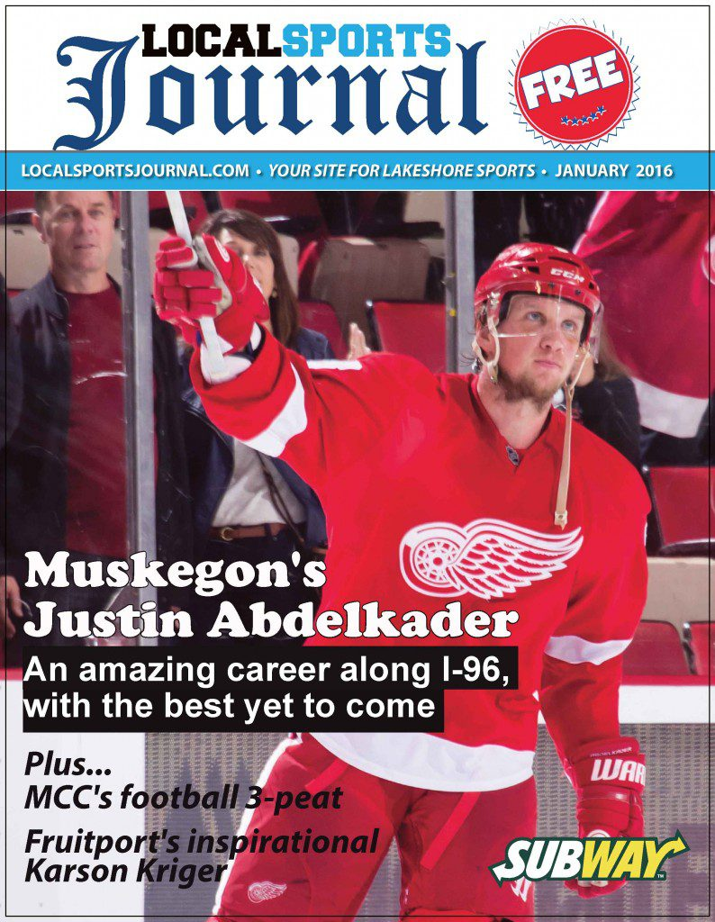 Sign up to receive your free Local Sports Journal the magazine right in your email inbox.