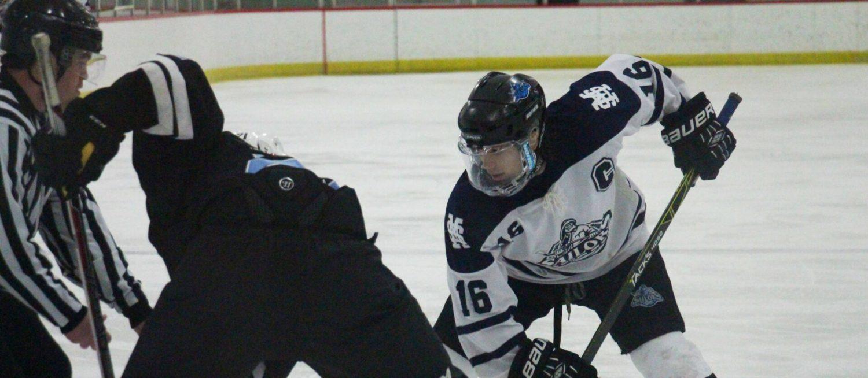 Mona Shores hockey team loses 4-1 in finals of Stan Konrad Memorial tournament