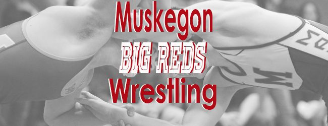 Gabe James goes undefeated but Muskegon wrestling team struggles overall Saturday
