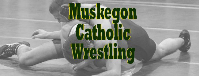Muskegon Catholic goes 2-0 in wrestling Wednesday, defeats Muskegon and OV