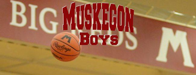 Sam Cornett leads Muskegon boys basketball team to a win over Loyola