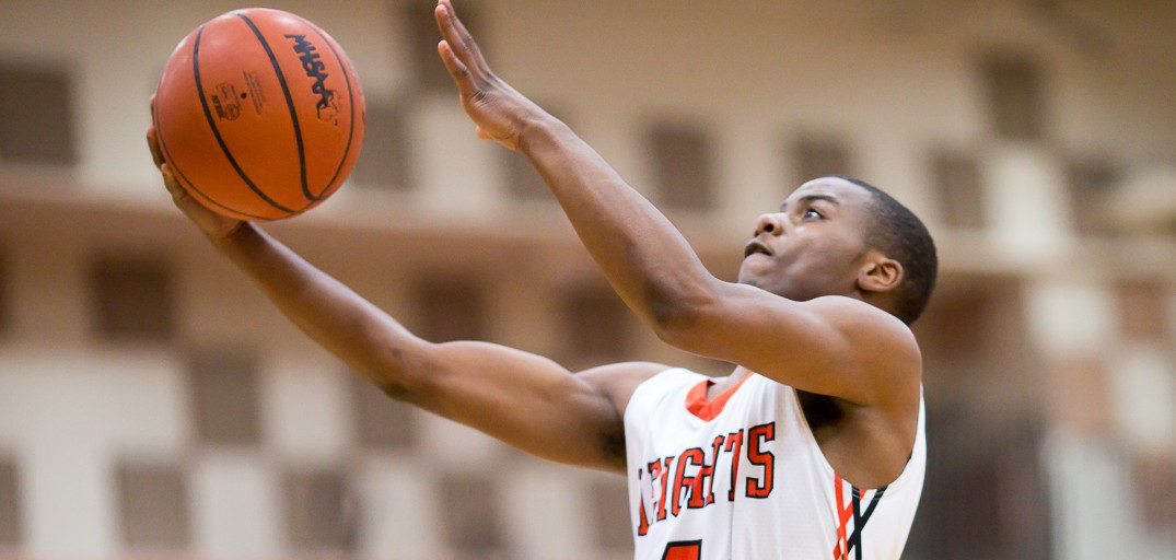 Anthony Gordon leads Muskegon Heights boys to an impressive 30-point victory over WMC