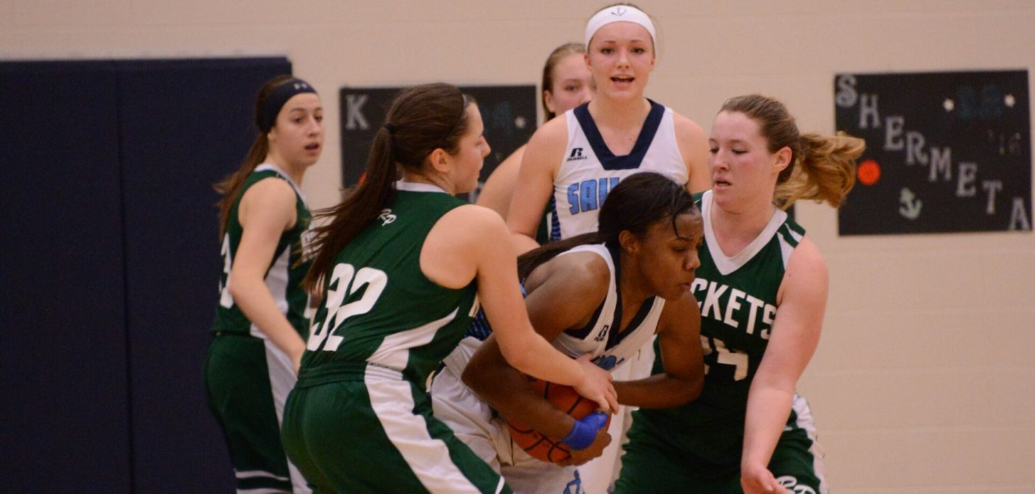 Mona Shores girls rally past Reeths-Puffer, keep the O-K Black title to themselves