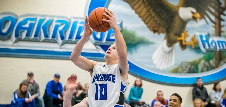 Oakridge basketball team battling adversity with four key seniors injured