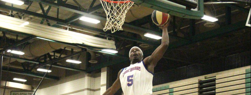 Monday's 29 points off the bench pace the Lake Hawks to a 130-104 win over Team NetWork