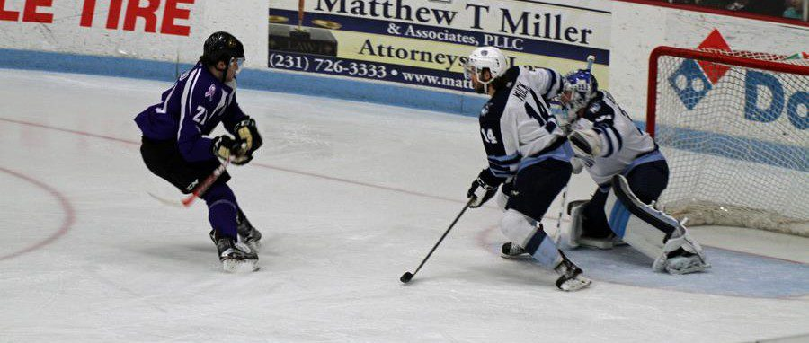 Lumberjacks fail in bid for back-to-back victories, falling 5-2 to Madison