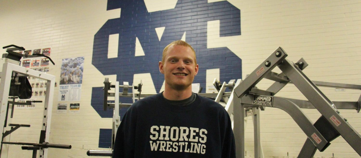 Mona Shores wrestling captain Nick Brown has unfinished business at regionals
