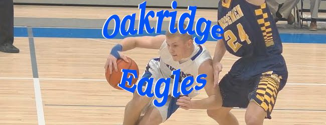 Luttrull pumps in 18 points as Oakridge boys roll past Mason County Central