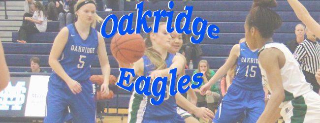Oakridge girls ease past Fruitport, advance to Class B district semifinals