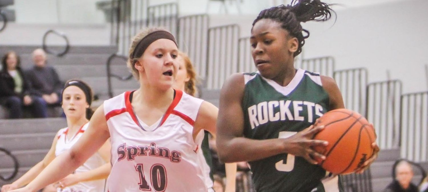 Spring Lake girls hoops wins non-conference showdown against Reeths-Puffer