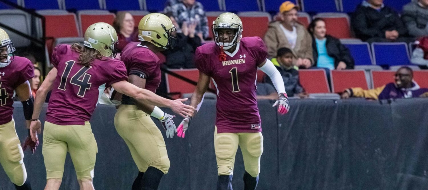 Former Big Red Corey Johnson thriving with Ironmen, who open at home on Sunday