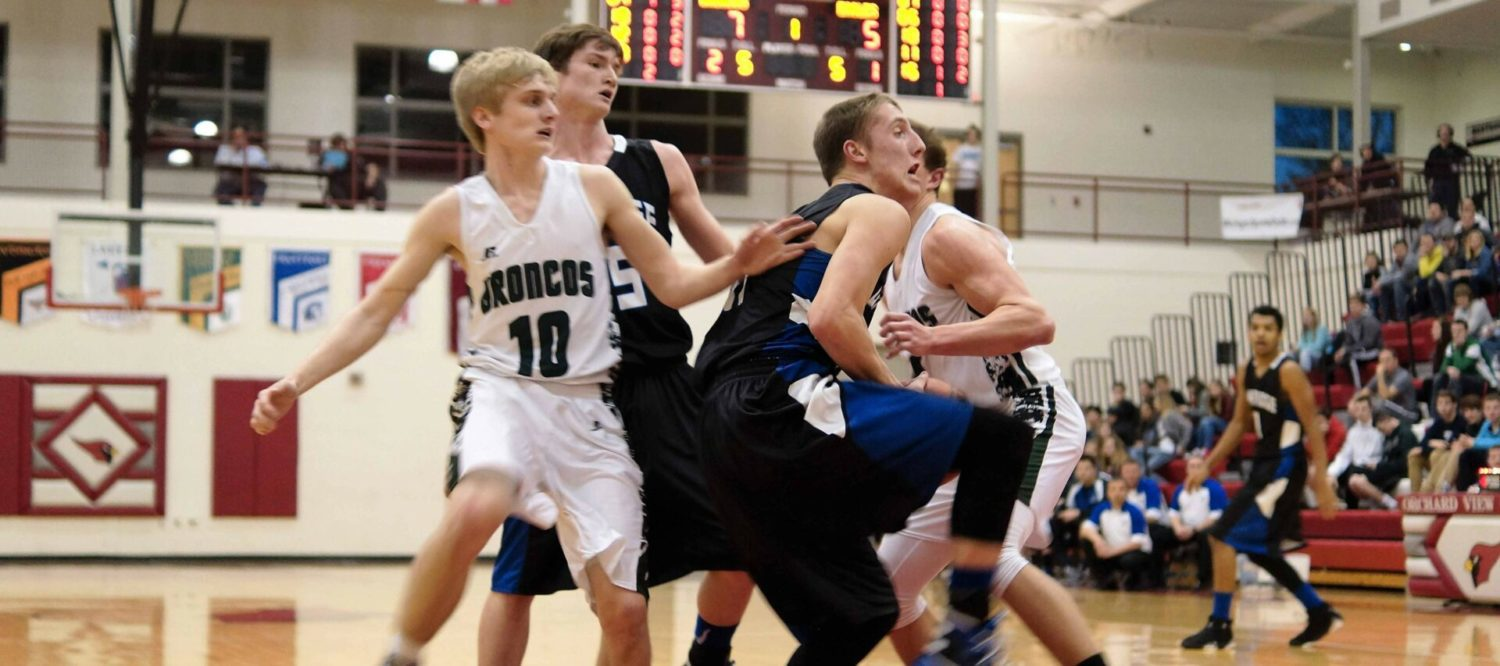 Oakridge boys fall to Coopersville again, this time in the Class B district finals