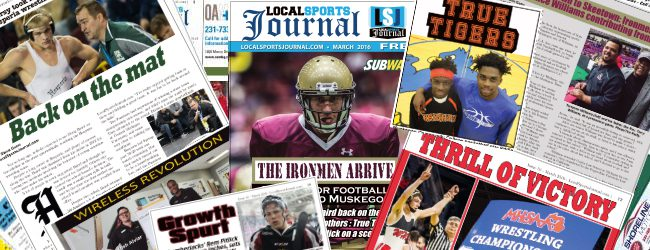 The Ironmen have arrived: the LSJ's March magazine has hit the streets with more features