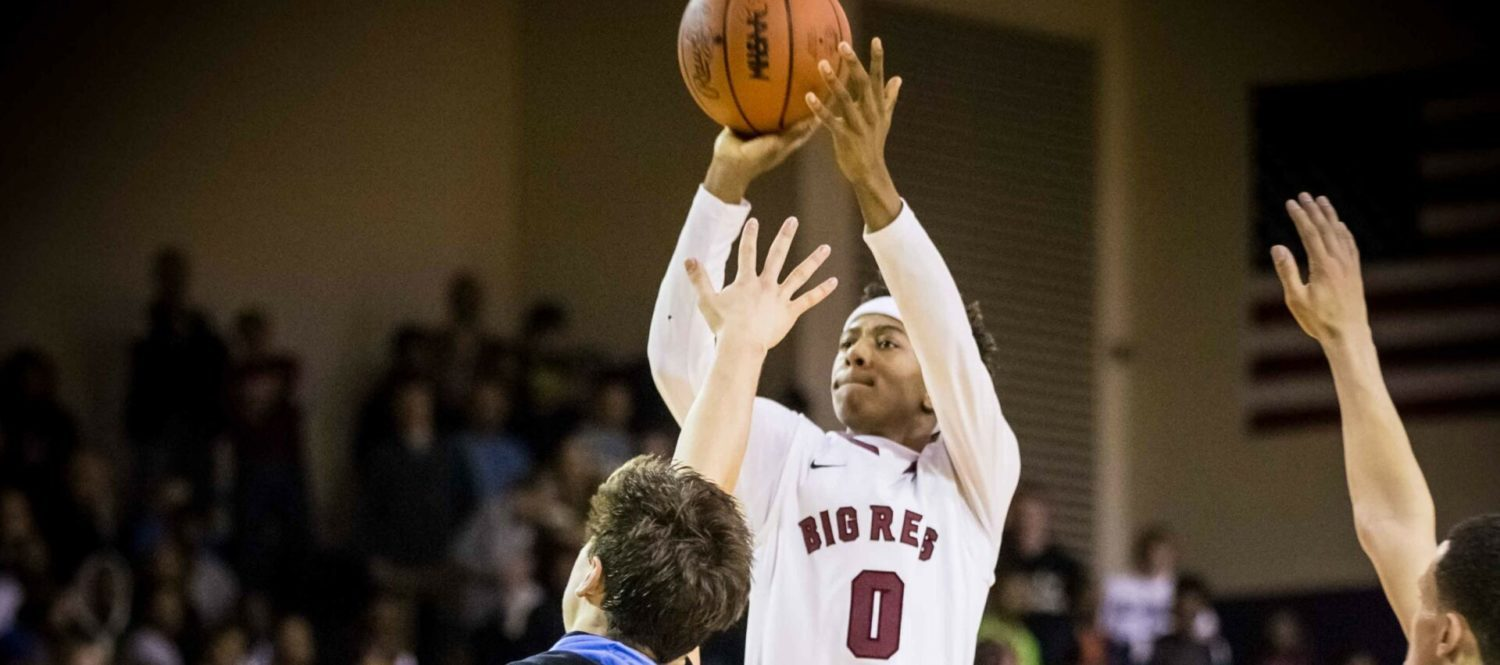 Big Reds open some eyes with a 64-53 win over GR Christian in Class A regionals