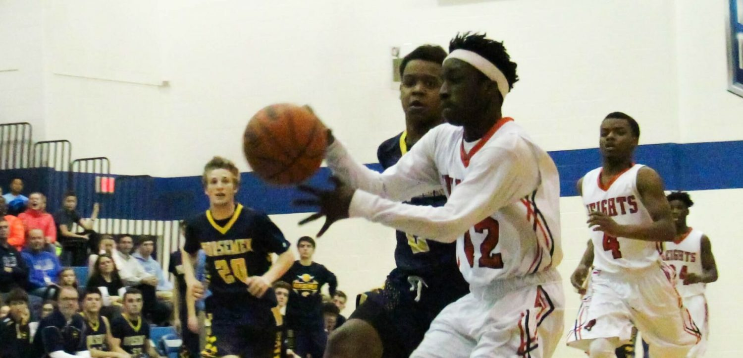 Muskegon Heights takes its revenge, beats Norse in Class C districts 60-56
