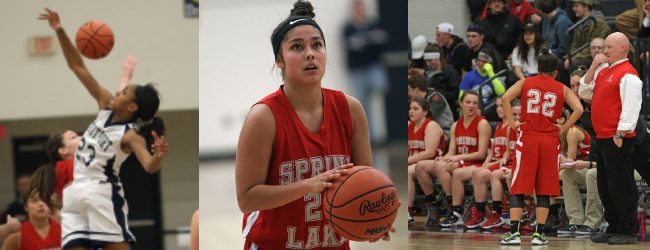 Spring Lake girls rally past Fruitport in the fourth quarter, win 47-42 in districts