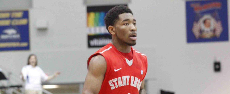 Deshaun Thrower going to the NCAA 'Big Dance' with Stony Brook basketball team