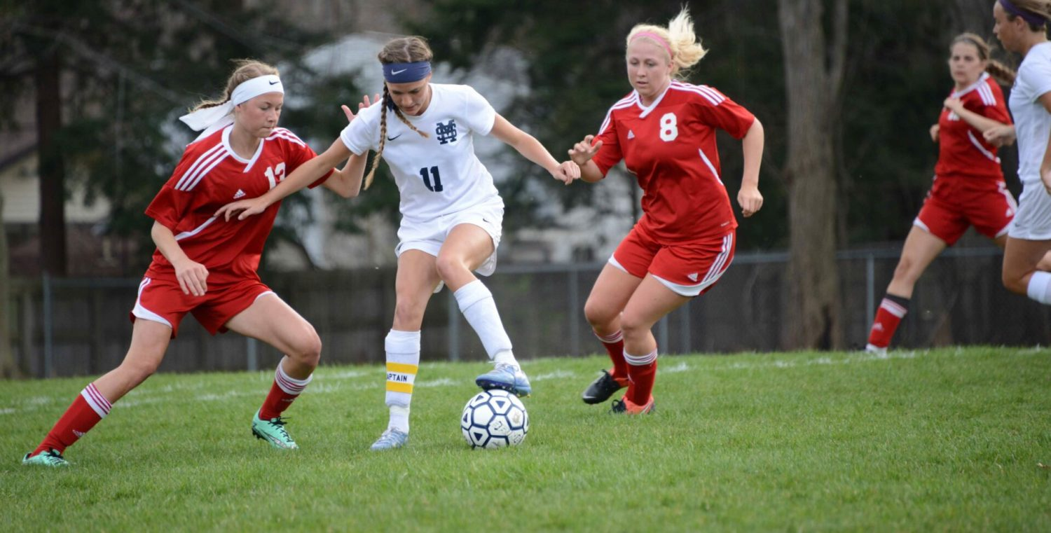 Mona Shores, Spring Lake play to a frustrating 1-1 tie in girls soccer