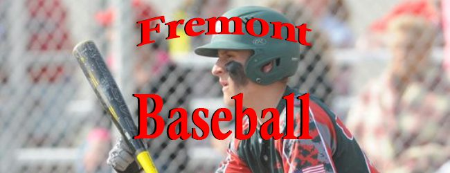 Fremont baseball squad sweeps twin bill against Shelby
