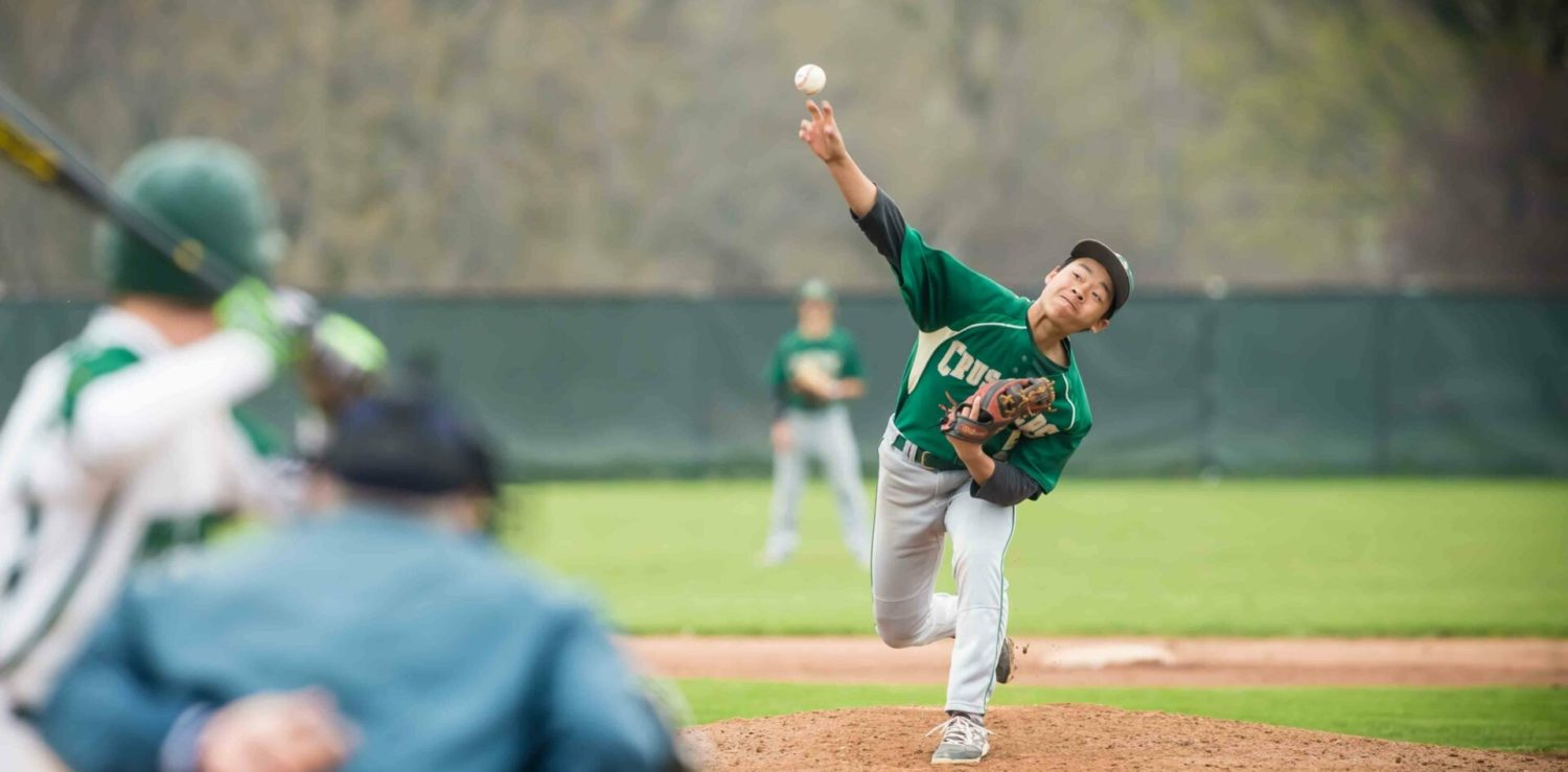 Muskegon Catholic baseball team takes two victories from WMC