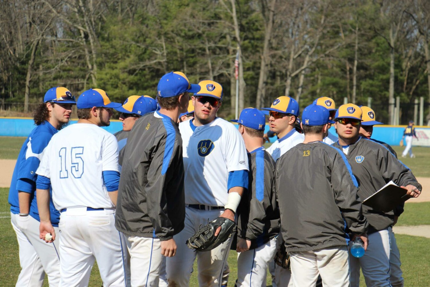 Muskegon Community College baseball team continues to struggle, drops two to GRCC