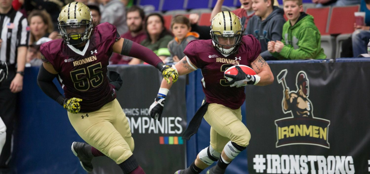 [VIDEO] Highlights from Ironmen's thrilling victory on Saturday night