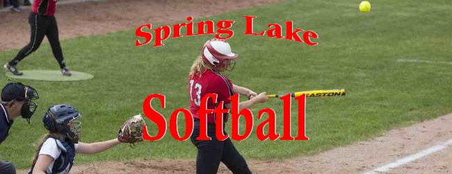 Galloway's four hits, eight RBIs in Game 1 spark Spring Lake softball team to a sweep