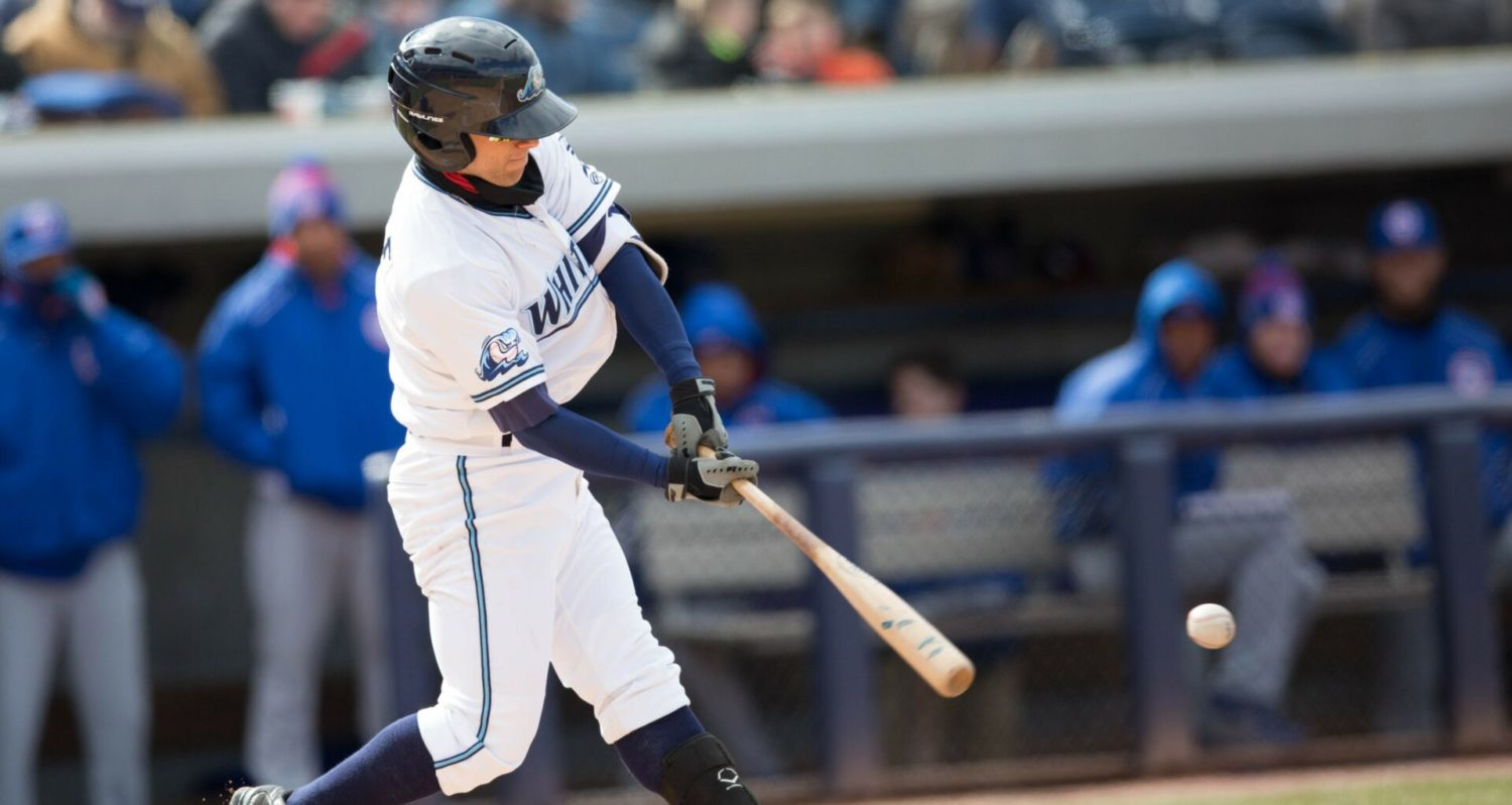 Whitecaps lose home opener to South Bend after ninth-inning rally falls short