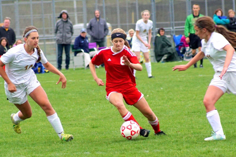 Spring Lake girls soccer team rallies for an OT shootout win over Muskegon Catholic