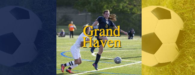 Grand Haven drops an O-K Red girls soccer game against East Kentwood
