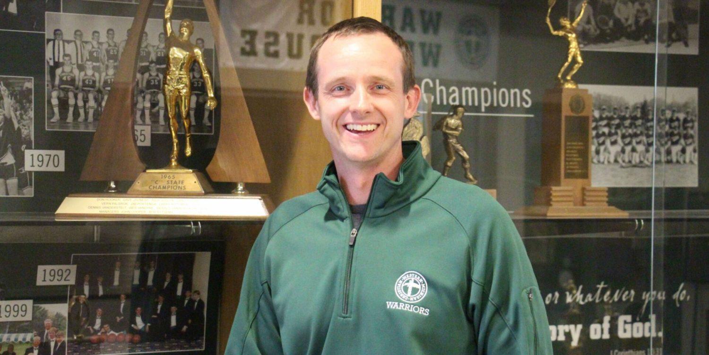 Western Michigan Christian names Jeremy Goorman girls varsity basketball coach