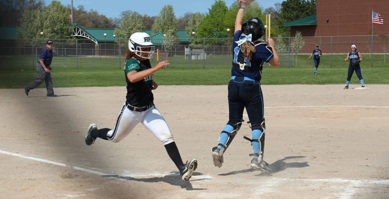 Reeths-Puffer softball team beats Mona Shores, captures Tier 1 city title