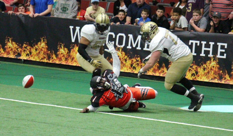 Ironmen pound Cincinnati 107-0, set a new indoor football scoring record