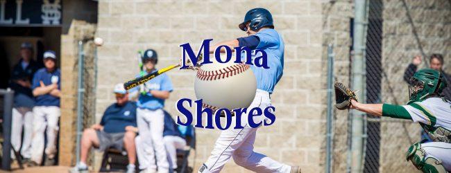 Mona Shores gets crucial league win over Zeeland East in baseball
