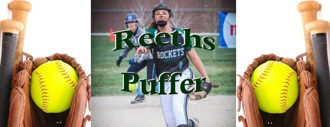 Reeths-Puffer blanks Kenowa Hills twice in a softball twin bill