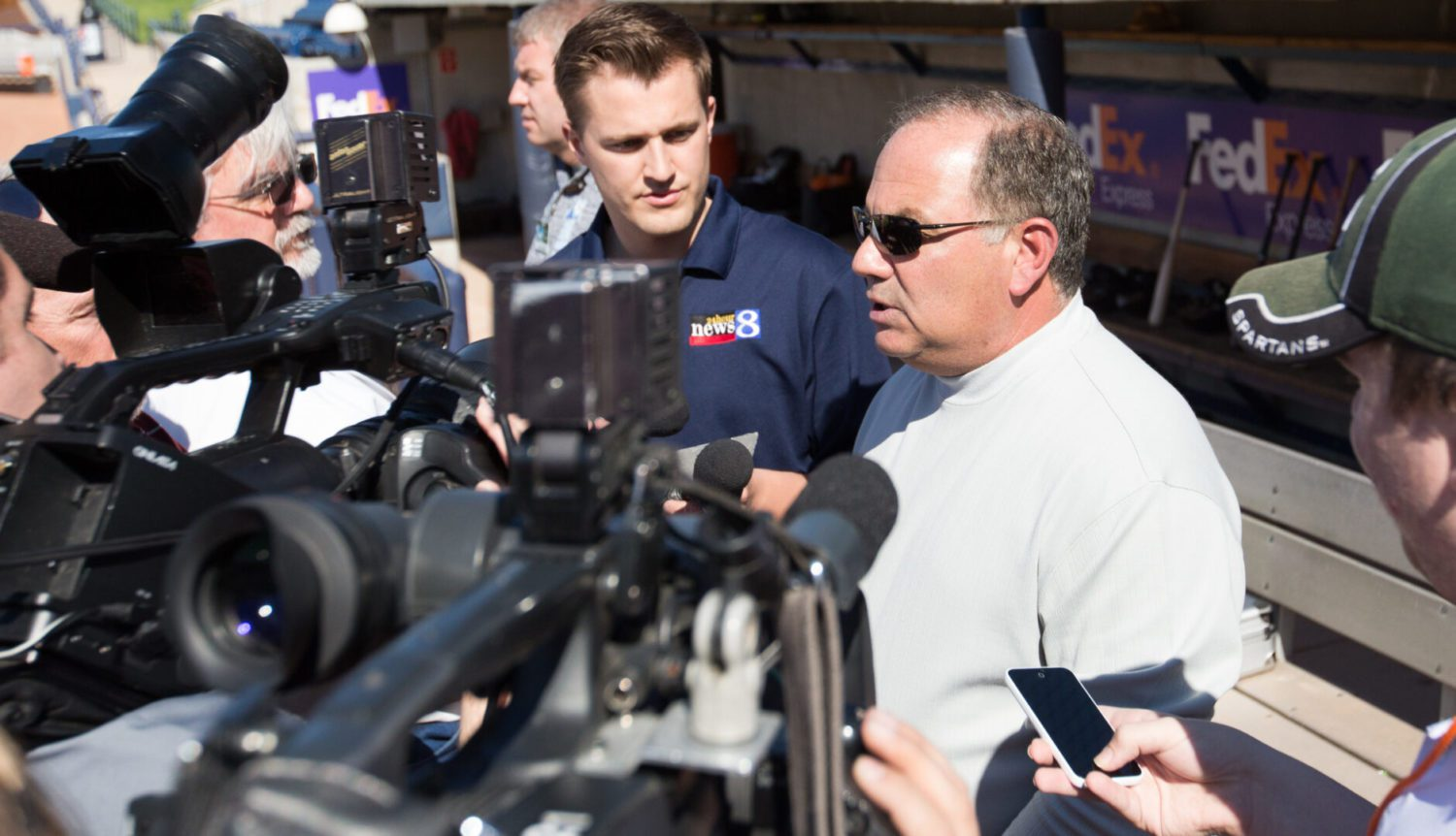 Special Eye on the D: Al Avila talks Tigers during a visit to Fifth Third Ballpark