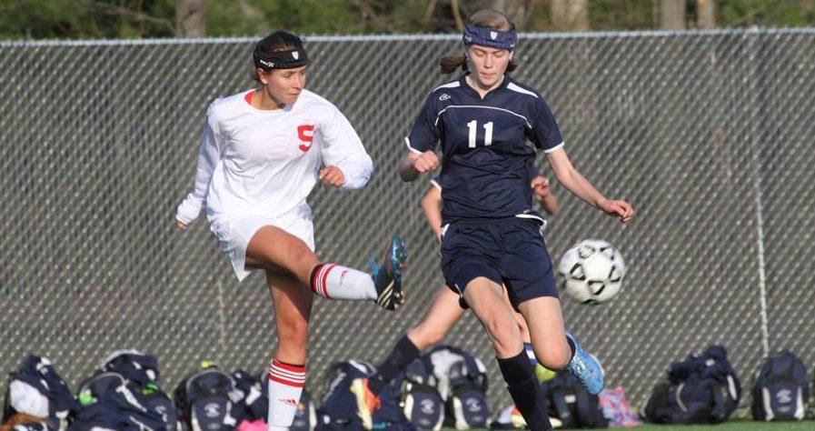 Spring Lake blanks rival Fruitport in girls soccer, 4-0