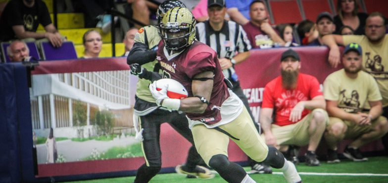 Ironmen rally for a dramatic semifinal victory and a berth in AIF title game