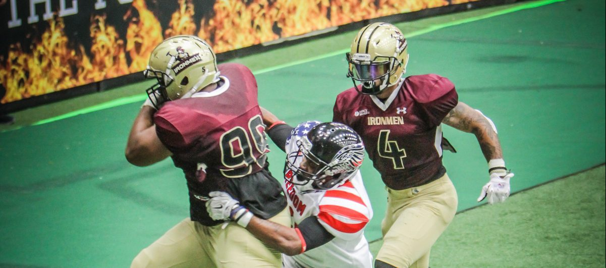 West Michigan Ironmen dismantle Myrtle Beach for first ever playoff win