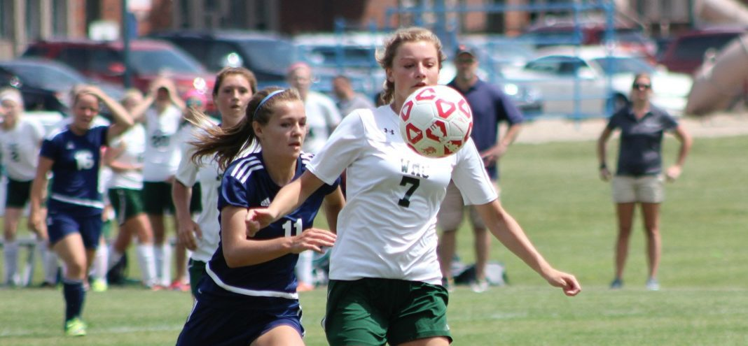 Western Michigan Christian girls beat Norse 3-1, win another district soccer title
