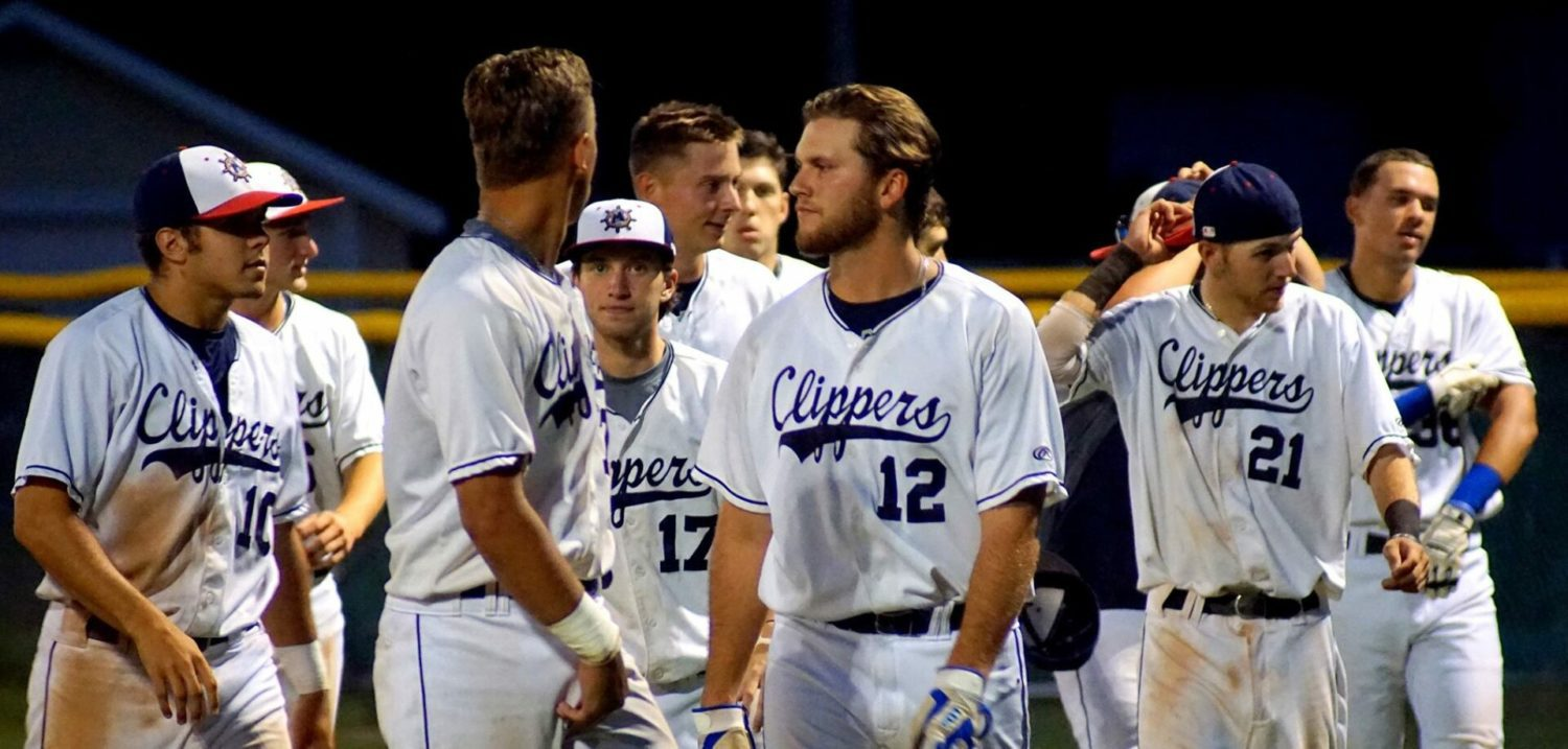 Clippers make their share of mistakes, but escape with an extra-inning victory