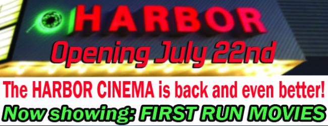 Harbo Cinema web ad