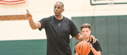 Local youth hoop camp, featuring NBA coach, includes important lessons on life