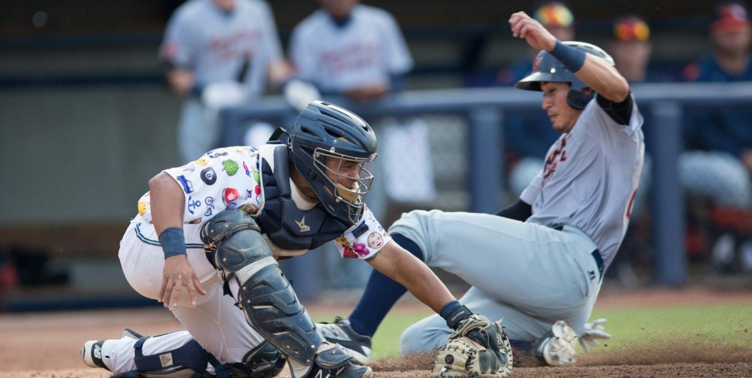 Whitecaps commit four errors, drop an ugly 12-2 decision to Bowling Green