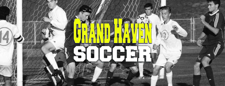 Grand Haven soccer team's huge first half flattens rival West Ottawa