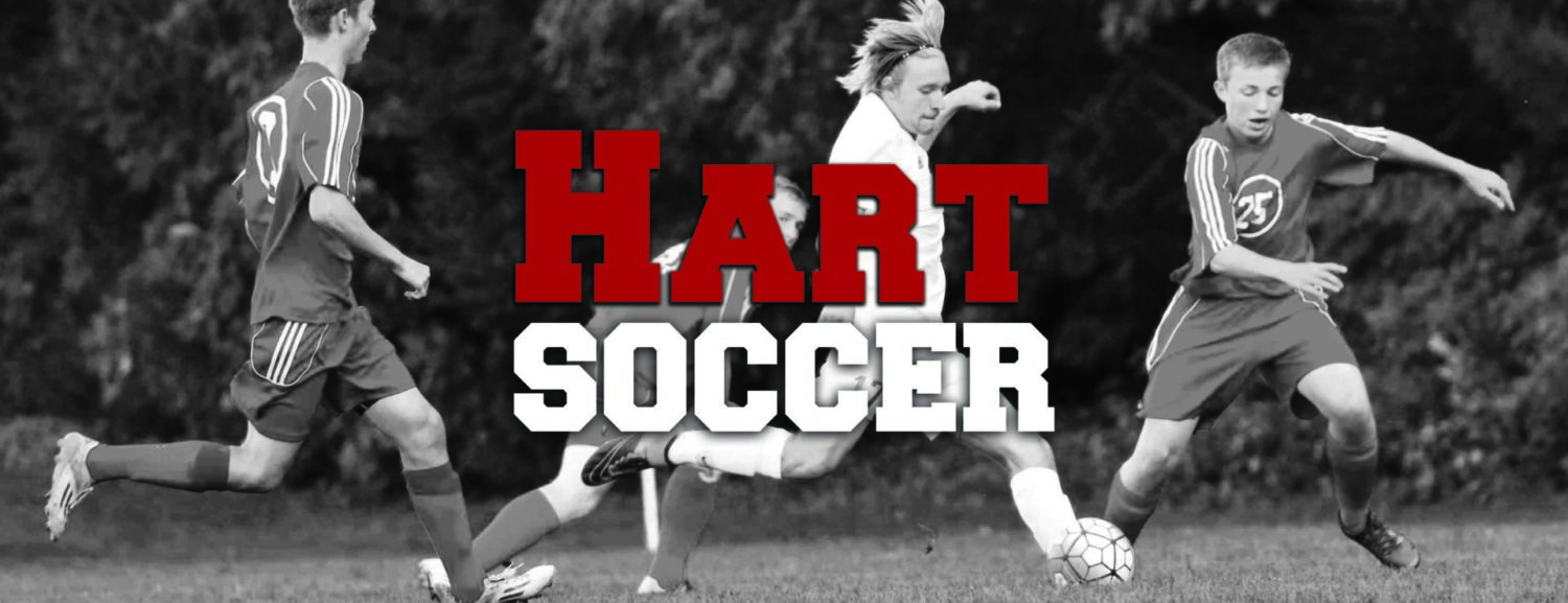 Two first-half goals give Hart a non-league soccer victory over Manistee