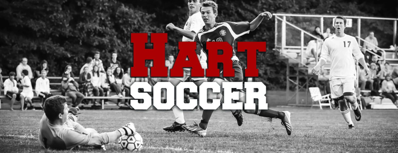 Hart boys soccer team passes last season's win total, tops Ravenna 5-2